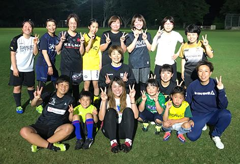 伊賀フットボールクラブ くノ一レディース