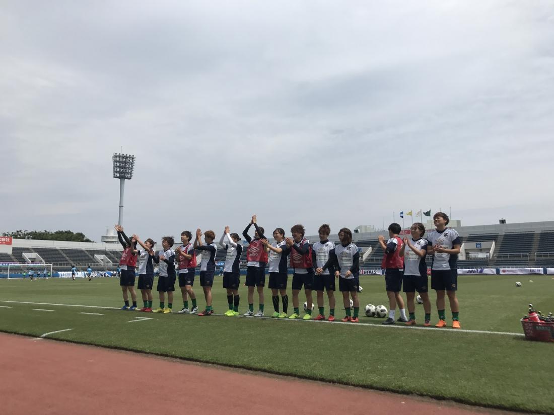 2018プレナスなでしこリーグ2部 第4節 試合結果 – 伊賀フットボールクラブ くノ一