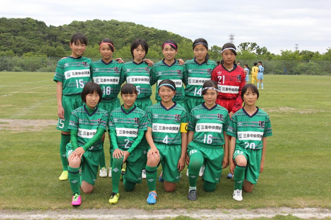 JFA全日本女子ユースU15サッカー選手権 三重県予選 試合結果 – 伊賀フットボールクラブ くノ一