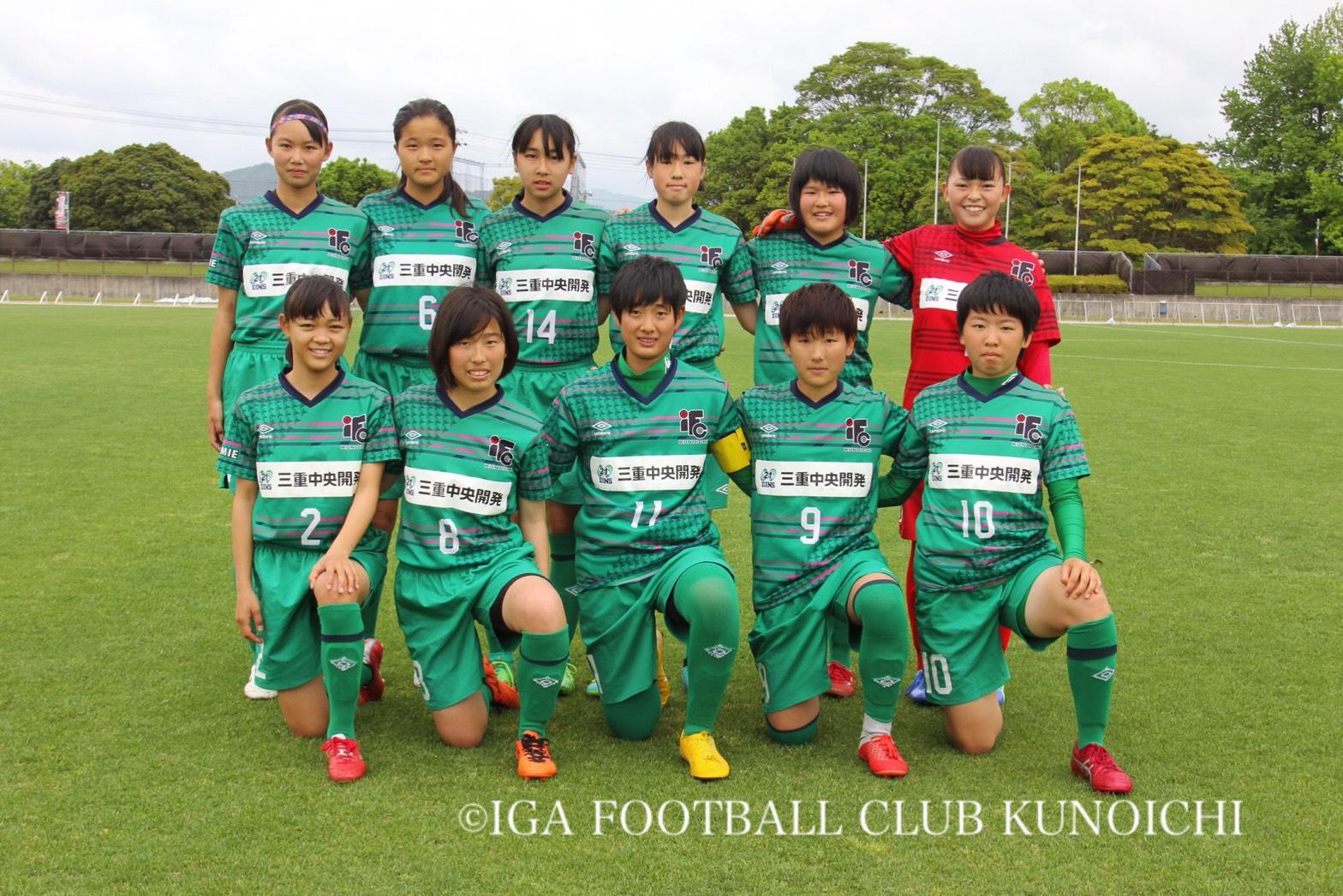 第20回東海女子サッカーリーグ2部 試合結果