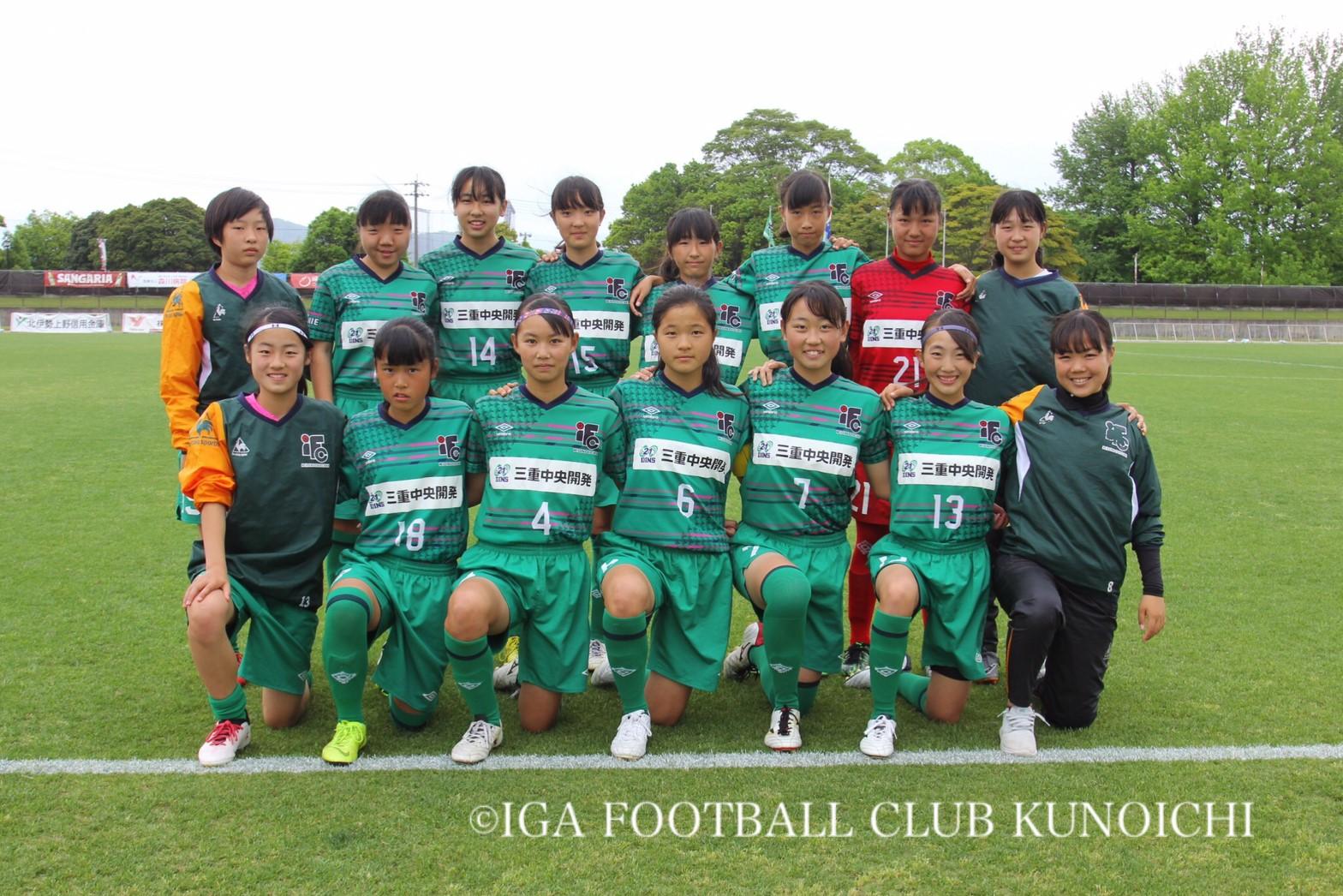 U-15プレナスなでしこアカデミーカップ2019 試合結果