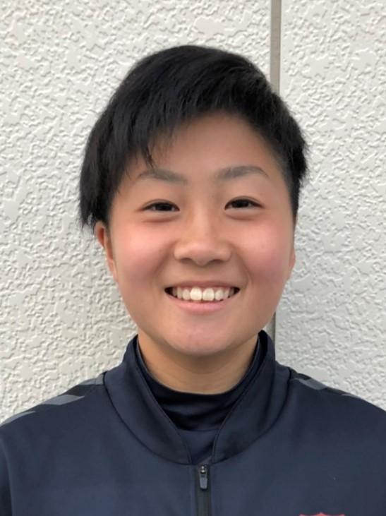 INAC神戸レオンチーナより山埼 愛海選手(18歳)新入団のお知らせ