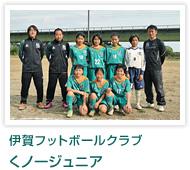 伊賀フットボールクラブ くノ一ジュニア