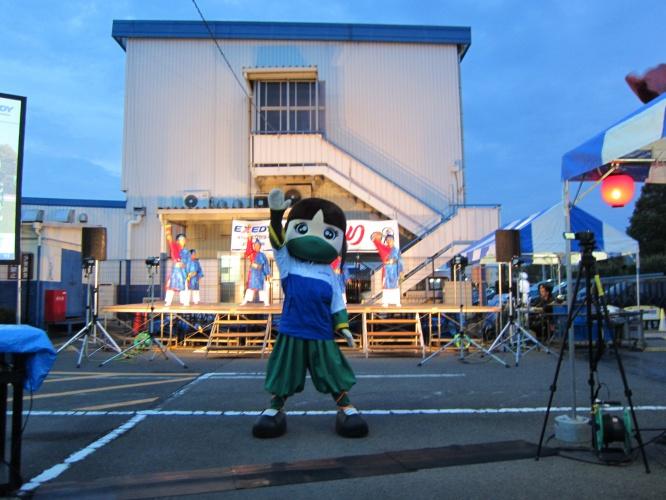 エクセディ夏祭り@上野事業所 –...